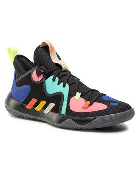adidas adidas Обувки Harden Stepback 2 FZ1069 Черен