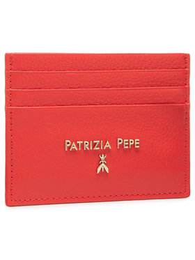 Patrizia Pepe Patrizia Pepe Pouzdro na kreditní karty 2V7001/A4U8N-R309 Červená