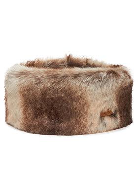 Barts Barts Opaska materiałowa Fur Headband 0119009 Brązowy
