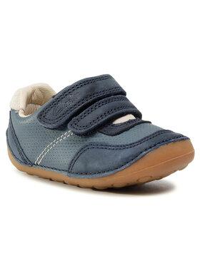 Clarks Clarks Pantofi Tiny Dusk T 261512987 Bleumarin