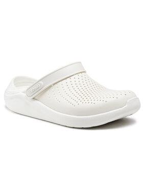 Crocs Crocs Klapki Literide Clog 204592 Biały