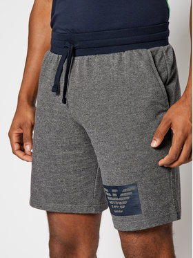 Emporio Armani Underwear Emporio Armani Underwear Спортни шорти 111821 0A566 06749 Сив Regular Fit
