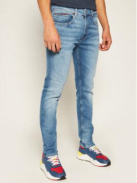 Tommy Jeans Tommy Jeans Slim fit džínsy Austin DM0DM08236 Modrá Slim Tapered