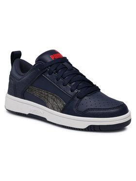 Puma Puma Sneakers Rb LayUp Garment Washed Jr 371474 02 Bleu marine