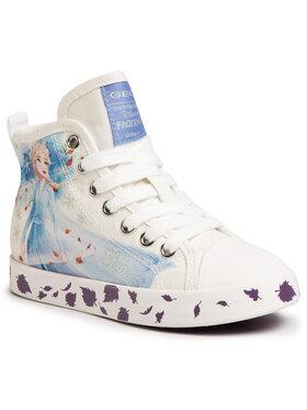Geox Geox Sneakers J Ciak G. F J0204F 000AW C0653 S Blanc