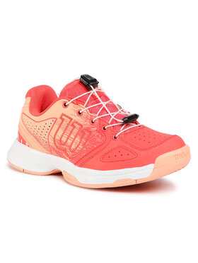 Wilson Wilson Pantofi Kaos Junior Ql WRS326320 Roșu