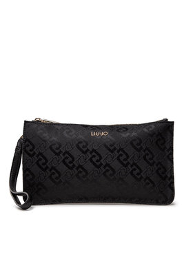 Liu Jo Liu Jo Дамска чанта M Envelope AF1188 T6438 Черен