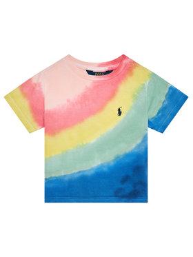 Polo Ralph Lauren Polo Ralph Lauren T-Shirt Next Generation 311841394001 Barevná Regular Fit