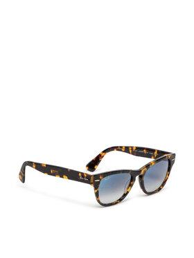 Ray-Ban Ray-Ban Okulary przeciwsłoneczne Laramie 0RB2201 Brązowy