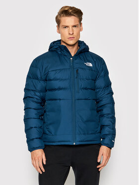 The North Face The North Face Kurtka puchowa Aconcagua NF0A4R2625H1 Granatowy Regular Fit