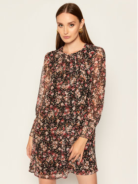 Marella Marella Kleid für den Alltag Curve 32262908 Bunt Regular Fit
