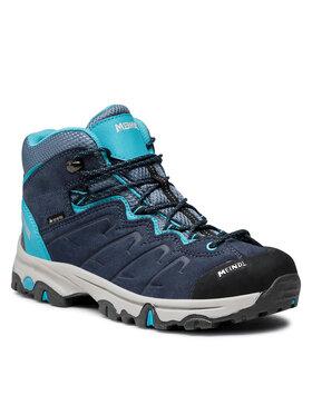 Meindl Meindl Трекінгові черевики Minessota Jr. Gtx GORE-TEX 2086D/29 Cиній