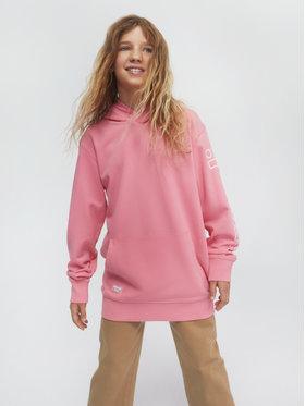 Sprandi Sprandi Džemperis SS21-BLG002 Rožinė Regular Fit