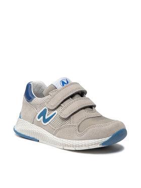 Naturino Naturino Sneakersy Sammy Vl. 0012015880.01.1B55 S Sivá