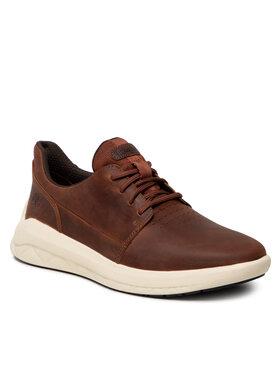 Timberland Timberland Sneakersy Bradstreet Ultra Lthr Ox TB0A2GY8358 Hnedá