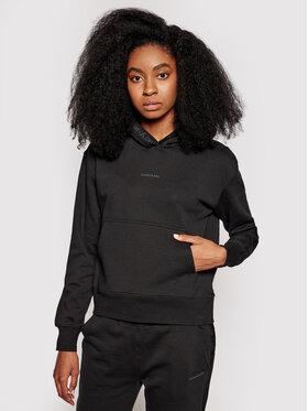 Calvin Klein Jeans Calvin Klein Jeans Mikina J20J215464 Čierna Regular Fit