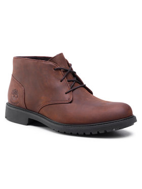 Timberland Timberland Ορειβατικά παπούτσια Stormbucks Chukka TB05557R2421 Καφέ