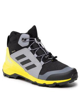 adidas adidas Обувки Terrex Mid Gtx K GORE-TEX FX4166 Черен