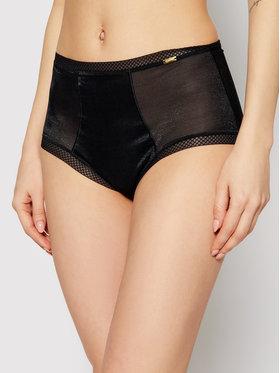 Gossard Gossard Klasické nohavičky s vysokým pásom Glossies 6272 Čierna