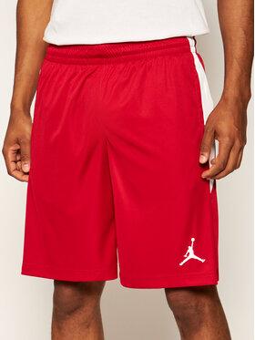 Nike Nike Sportovní kraťasy Jordan Dri-Fit 23 Alpha Training 905782 Červená Standard Fit