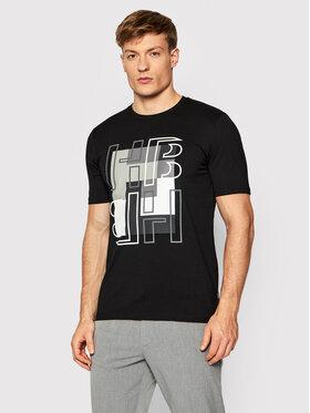 Boss Boss T-Shirt Tiburt 260 50458236 Schwarz Regular Fit