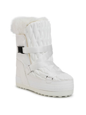 Bogner Bogner Μπότες Χιονιού New Tignes 8A 303-2114 Λευκό
