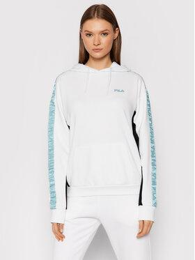 Fila Fila Sweatshirt Nage 688987 Blanc Regular Fit