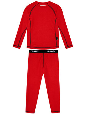 Reima Reima Ensemble sous-vêtements termiques Lani 536442 Rouge Regular Fit