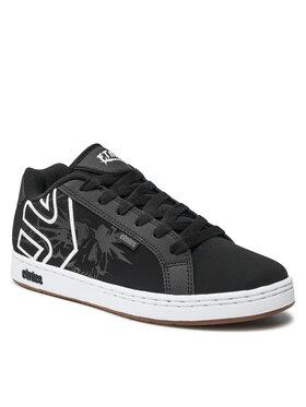 Etnies Etnies Sneakersy Fader 41010000203 Čierna