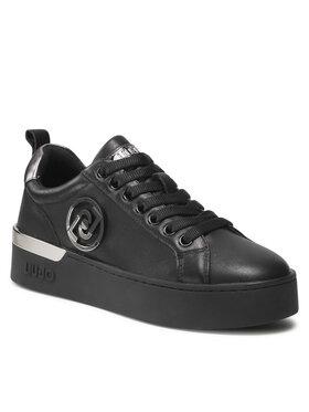 Liu Jo Liu Jo Sneakers Silvia 23 BF1077 P0102 Nero