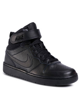 Nike Nike Schuhe Court Borough Mid 2 (GS) CD7782 001 Schwarz