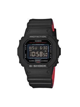 G-Shock G-Shock Hodinky DW-5600HR-1ER Černá