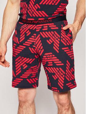 Emporio Armani Underwear Emporio Armani Underwear Rövid pizsama nadrág 111329 0P506 67335 Színes Regular Fit