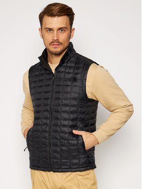The North Face The North Face Gilet Termoball Eco NF0A3Y3OXYM Nero Regular Fit