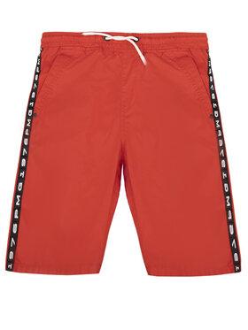 Primigi Primigi Szorty materiałowe 43243091 Czerwony Regular Fit