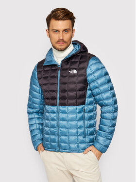 The North Face The North Face Пухено яке Thermoball™ Eco Super NF0A48KESF71 Син Regular Fit