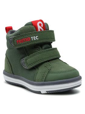 Reima Reima Šnurovacia obuv Patter 569445 Zelená