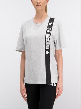 LOVE MOSCHINO LOVE MOSCHINO T-Shirt W4F8723M3517 Regular Fit