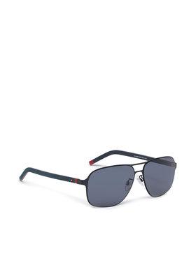 Tommy Hilfiger Tommy Hilfiger Okulary przeciwsłoneczne 1719/F/S Granatowy