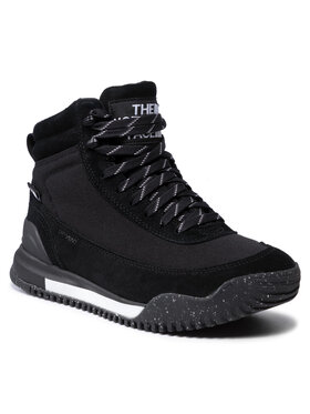 The North Face The North Face Buty Back-To-Berkeley III NF0A5G2YKY4 Czarny