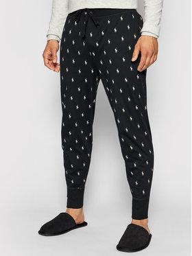 Polo Ralph Lauren Polo Ralph Lauren Pyžamové kalhoty Spn 714830279001 Černá Regular Fit