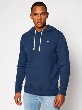 Levi's® Levi's® Sweatshirt Original 34581-0009 Dunkelblau Regular Fit