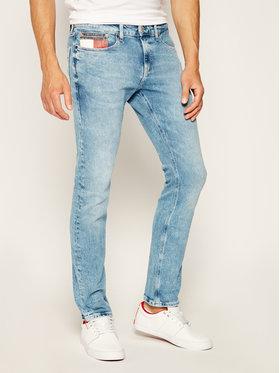 Tommy Jeans Tommy Jeans Blugi Slim Fit Scanton DM0DM08008 Albastru Slim Fit