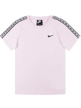 NIKE NIKE T-shirt Essential AV8390 Rosa Regular Fit