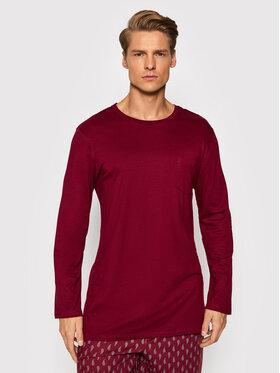 Cyberjammies Cyberjammies Koszulka piżamowa Frankie 6647 Bordowy