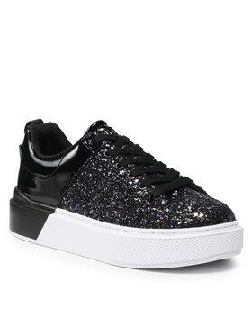 Guess Guess Sneakersy FL8HR2 FAM12 Černá