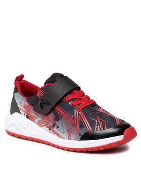 Clarks Clarks Sneakersy Aeon Pace K 261611317 Czarny