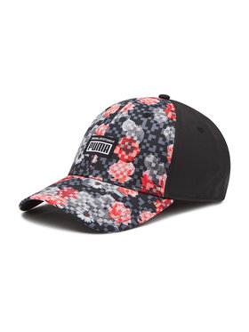 Puma Puma Καπέλο Jockey Academy Aop Cap 022829 06 Μαύρο