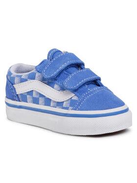 Vans Vans Πάνινα παπούτσια Old Skool V VN0A38JN0KK1 Μπλε