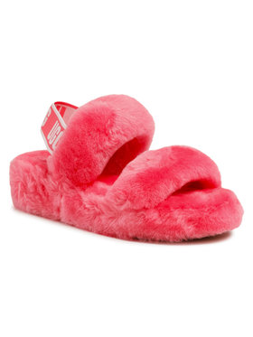 Ugg Ugg Chaussons W Oh Yeah 1107953 Rose